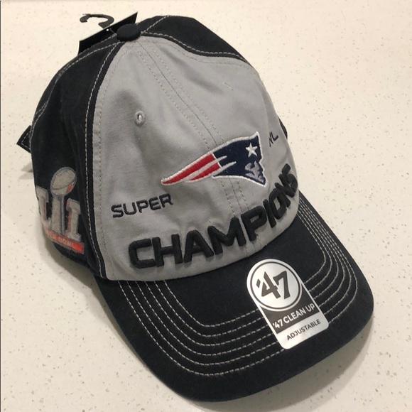 74d7188d1c969 Patriots Super Bowl 2017 adjustable Hat